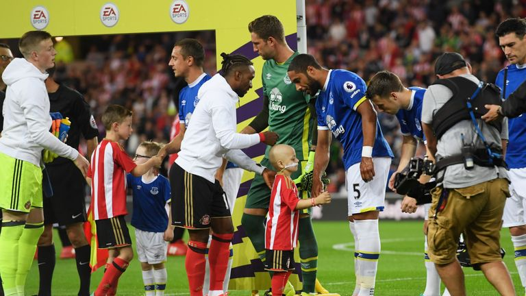 Everton to host Bradley Lowery charity match