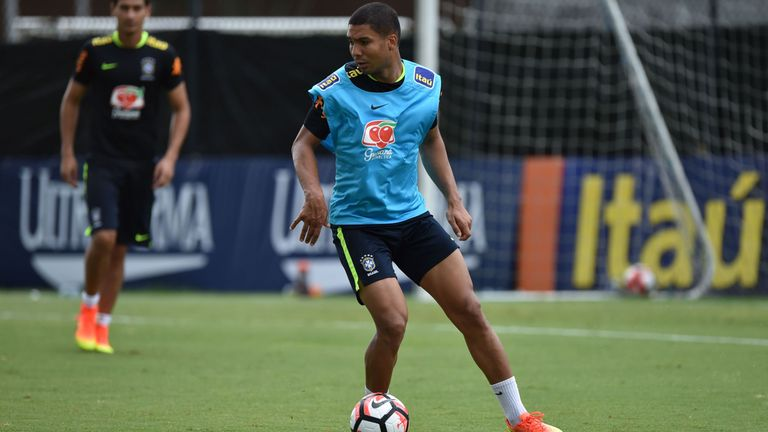 Casemiro is set to miss Brazil's World Cup qualifiers