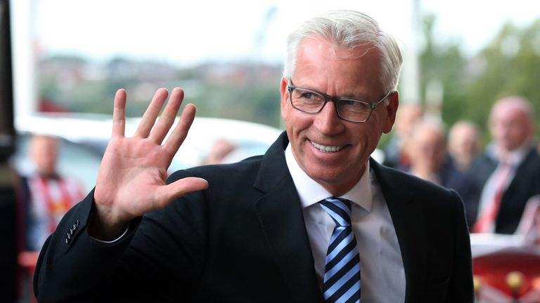 Alan Pardew says Crystal Palace is a special place