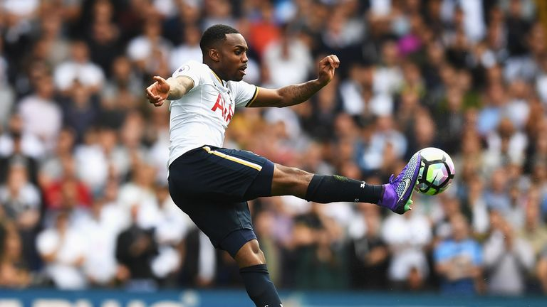 Danny Rose has signed a new deal to stay at White Hart Lane until 2021