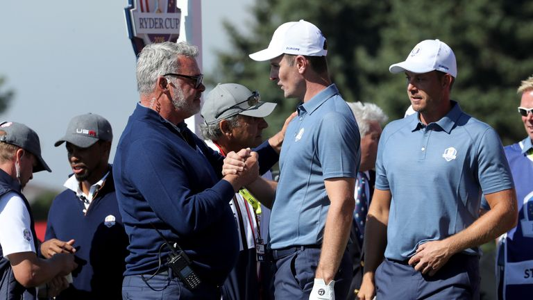 Ryder Cup: Darren Clarke angry after Willett brother's rant