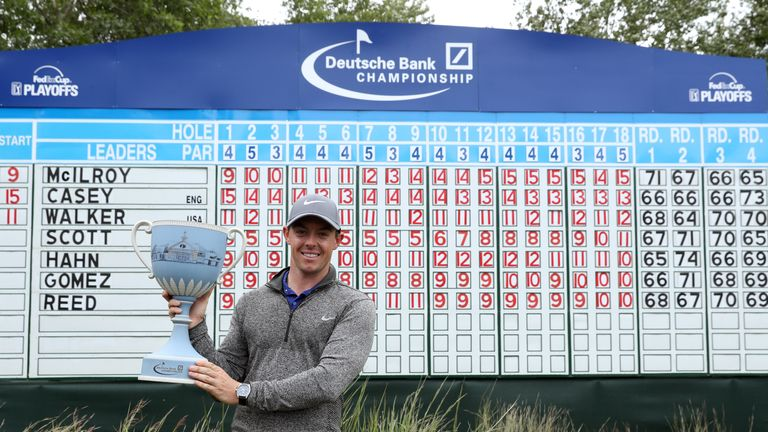 Rory McIlroy reflects on remarkable turnaround in form at ...