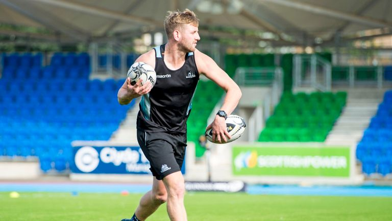 Finn Russell will be hoping to celebrate his 24th birthday with a victory over Ulster