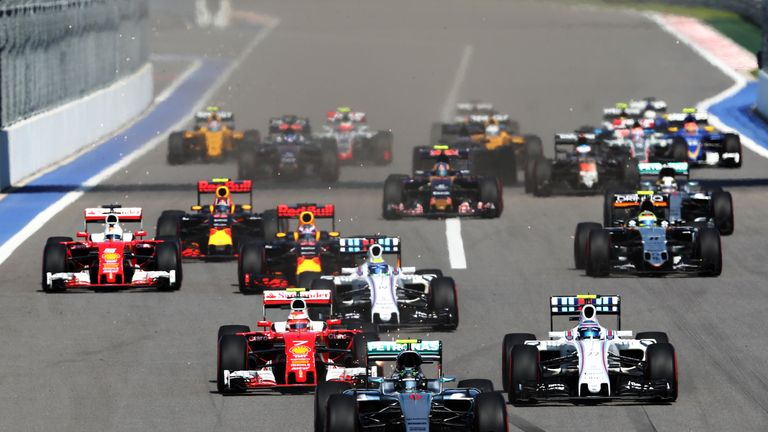 Who is the fastest starter in F1? | F1 News