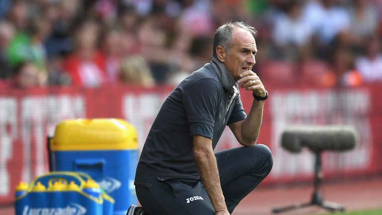 Francesco Guidolin remains optimistic that things will improve for Swansea