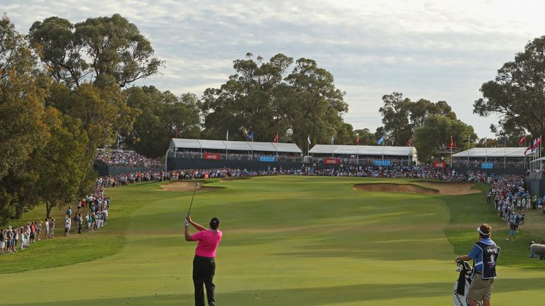 The venue has hosted the Perth International, co-sanctioned between the two tours, on four occasions