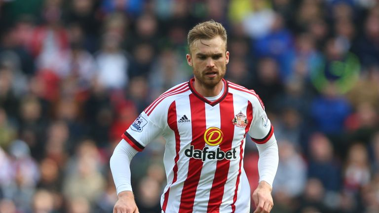 Jan Kirchhoff could be back for Sunderland