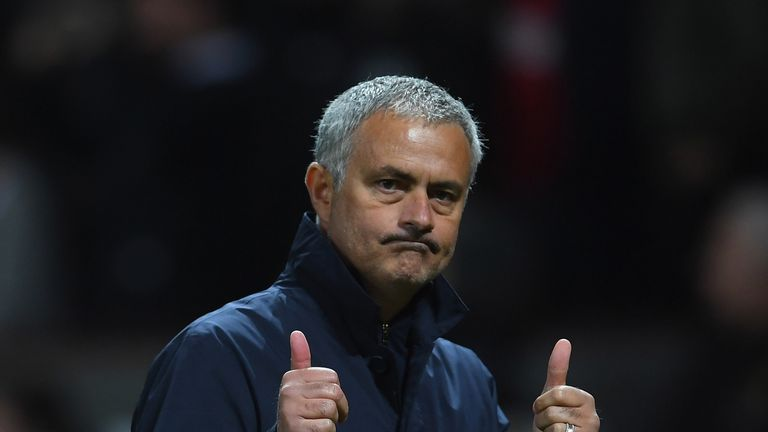 Jose Mourinho has been backed to succeed at Manchester United by Eric Cantona,