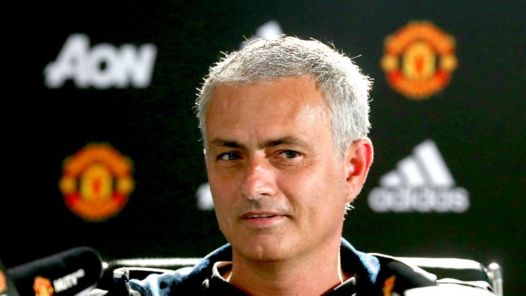 Jose Mourinho was an 'idol' of Villas-Boas