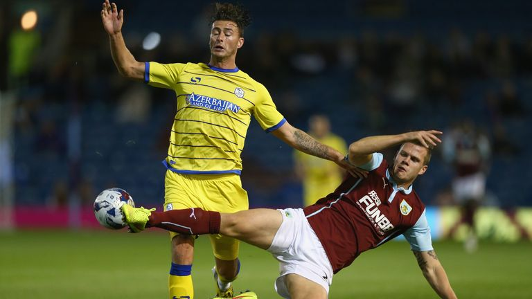 Kevin Long has spent time away on loan at numerous clubs