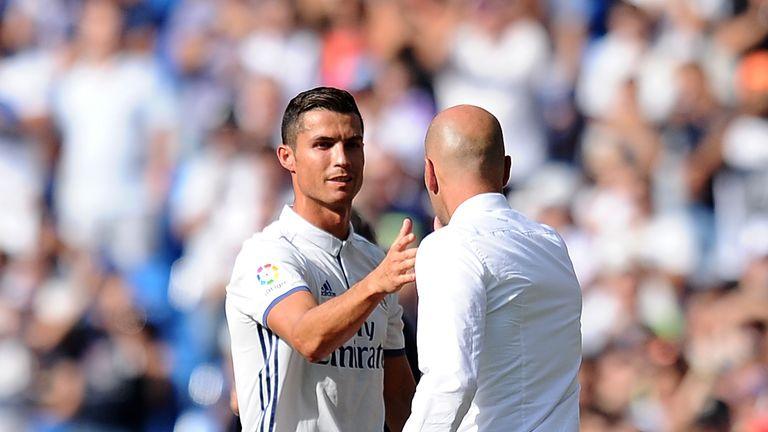 Ronaldo's sluggish start to 2017 continued