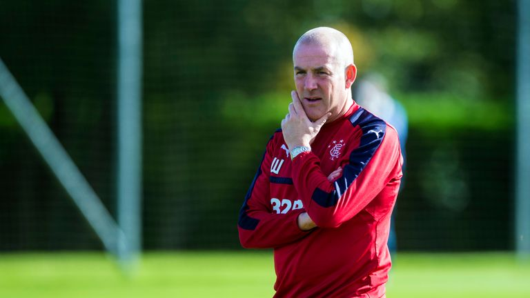 Mark Warburton has added Hyndman to his Rangers squad