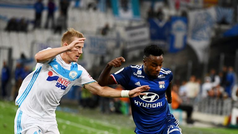 Ligue 1 round-up: Lyon denied victory while Nice remain ...