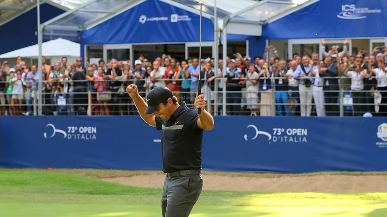 Molinari fired a final-round 65 to clinch a one-shot win over Danny Willett