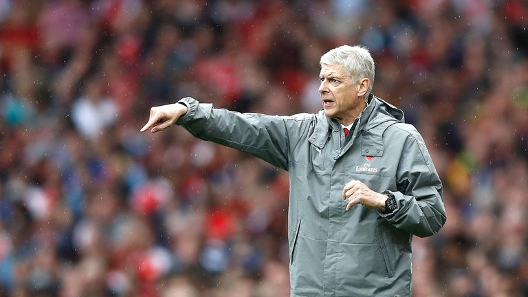 Arsene Wenger will look to end a run of nine games without a win against Chelsea with Arsenal