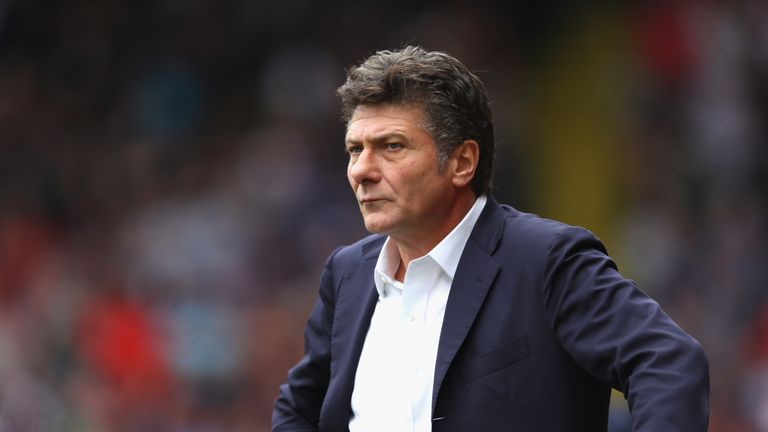 Walter Mazzarri admitted losing Daryl Janmaat is a blow