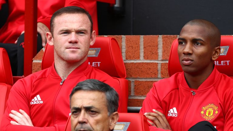 Captain Rooney dropped for England's trip to Slovenia