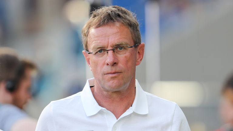 Ralf Rangnick is the sporting director at RB Leipzig, and managed the club during the 2015-16 season