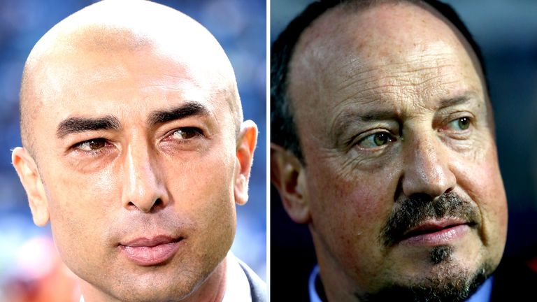Will Roberto Di Matteo or Rafa Benitez come out on top at Villa Park?