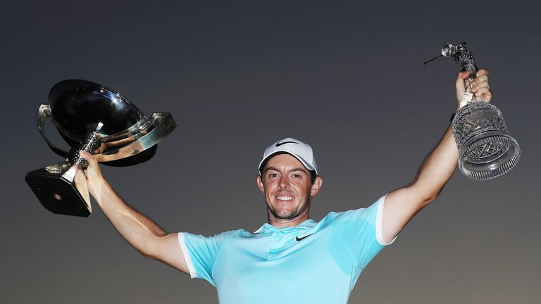 Victory at East Lake also secured Rory McIlroy the FedExCup title