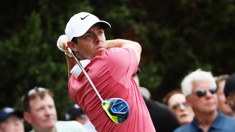 McIlroy two off leader in Tour Championship