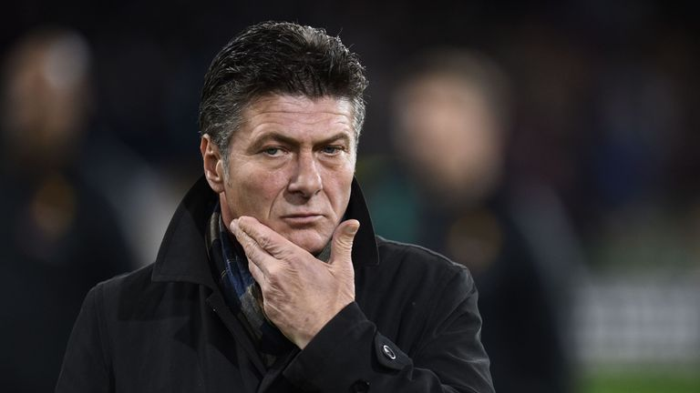 Walter Mazzarri's job at Watford is not under threat, according to Sky sources