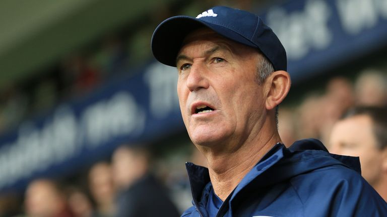 West Brom manager Tony Pulis will take charge of a team for the 1,000th time on Saturday
