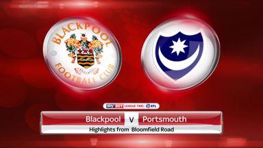Blackpool 3-1 Portsmouth