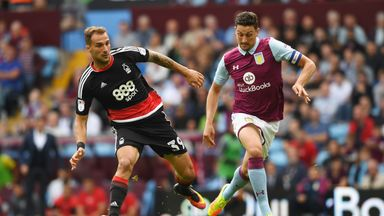 Tommy Elphick: Set to miss out for Aston Villa
