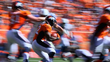 Running back CJ Anderson was an undrafted free agent before signing with the Denver Broncos