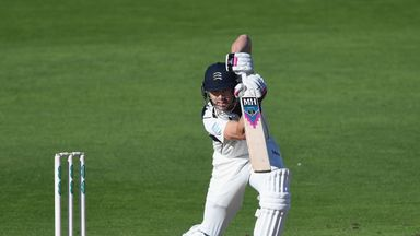 Nick Compton returned to Middlesex in 2015 after a spell at Somerset