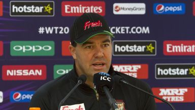 Streak has previously worked in a coaching capacity with Bangladesh