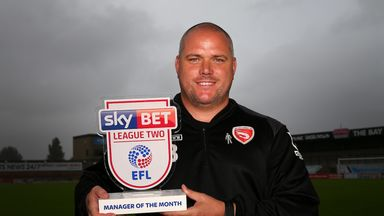 Jim Bentley: Morecambe boss adds a new defender to his squad