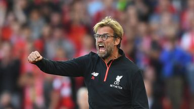 Jurgen Klopp wants to stay at Liverpool for the rest of his managerial career