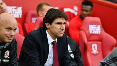 Aitor Karanka has warned that Boro must improve or face relegation