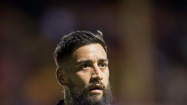 Castleford's Rangi Chase has been dropped by Castleford following an internal investigation