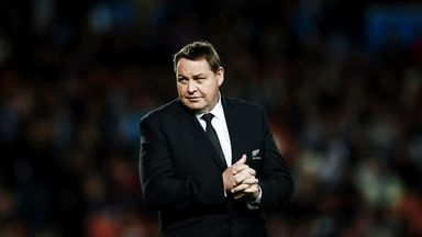 All Blacks head coach Steve Hansen has said he will, in all likelihood, leave the post after the 2019 World Cup