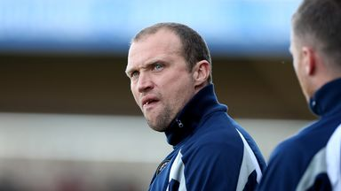 Warren Feeney could make some changes to his Newport side