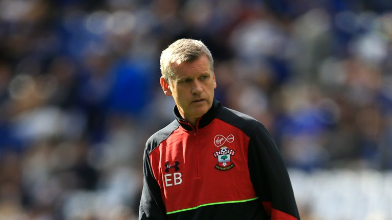 Southampton find 'no evidence' against first team assistant coach Eric Blaclk
