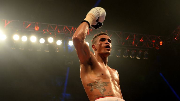 Craig Cunningham takes on Anthony Ogogo (pictured) on Saturday