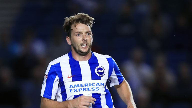 Dale Stephens has pledged his long-term future to Brighton