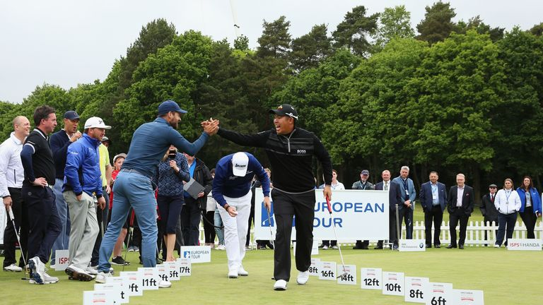 Ryder Cup Stars Set For Pressure Putt Showdown At The