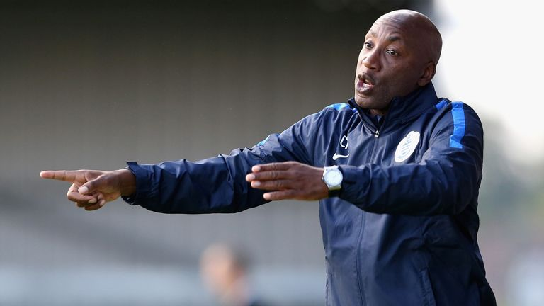 Chris Ramsey has seen a growth in the number of qualified BAME coaches