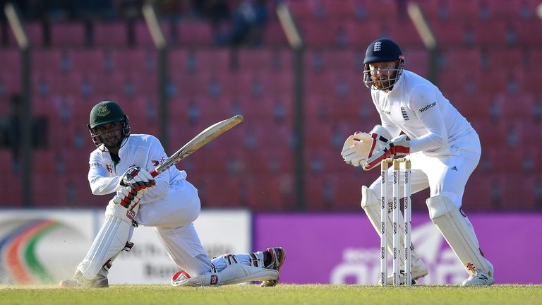 Bangladesh vs England SCORE first Test day five RECAP