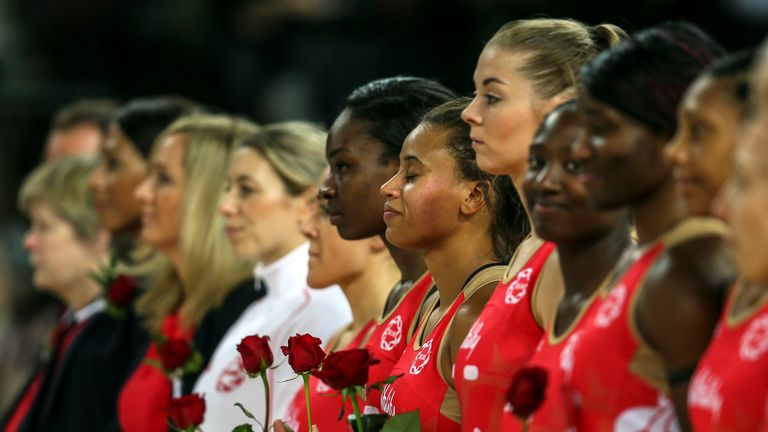The England Roses full-time and Futures panels have been selected