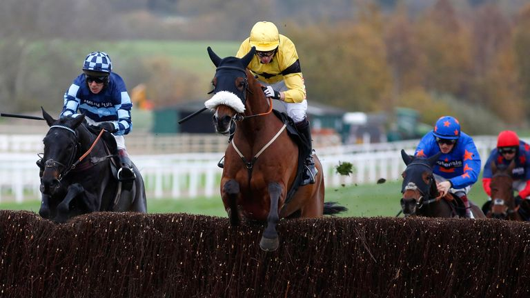 Fox Norton could reappear at Cheltenham