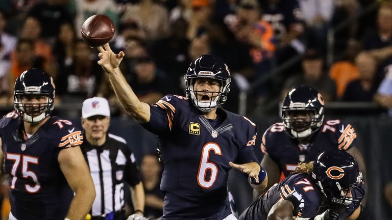 Jay Cutler could be a free agent at the end of the season