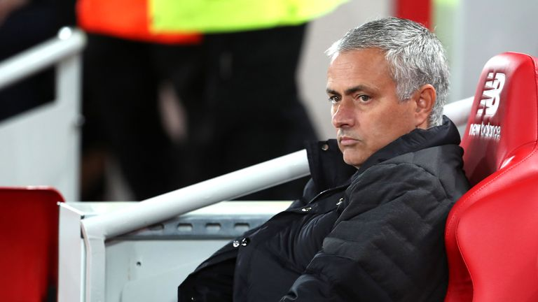 Man Utd manager Jose Mourinho could not afford to lose at Anfield, says Gary Neville