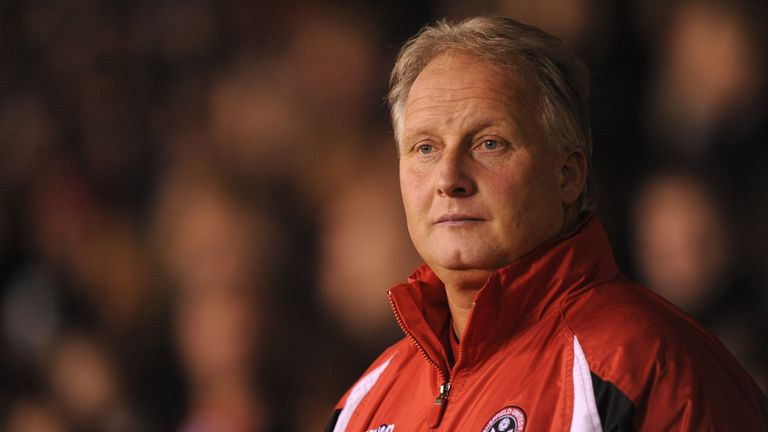 Kevin Blackwell is believed to want a return to management