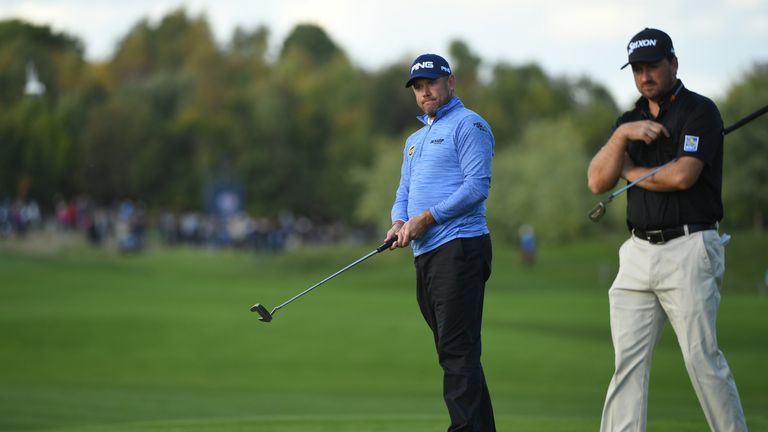 Westwood and McDowell both impressed during the British Masters